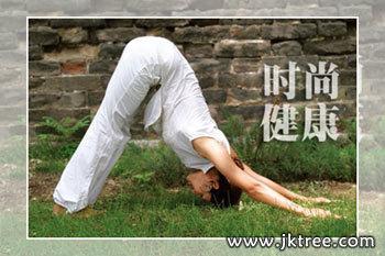 瑜伽拜日式之动作分解